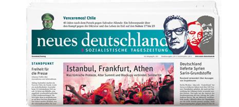 Neues Deutschland - Neues Deutschland
